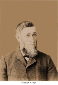 Frederick Nathaniel Ball