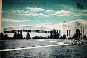 Marshall Swimming Pool, Marshall, Missouri