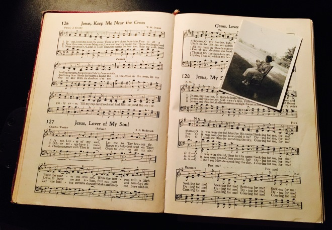 """Great Songs of the Church,"" shape-note hymnal"