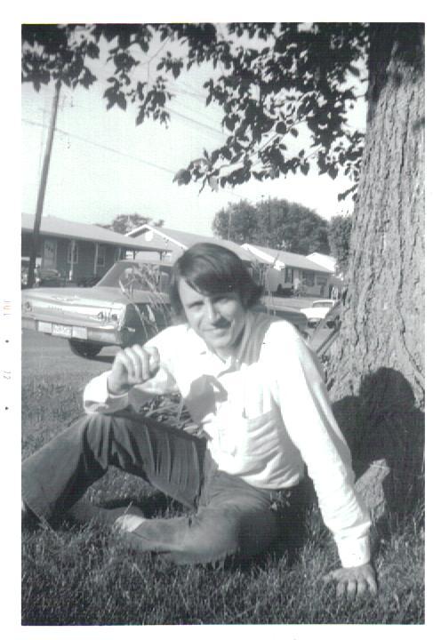 Bobby Ball 1972